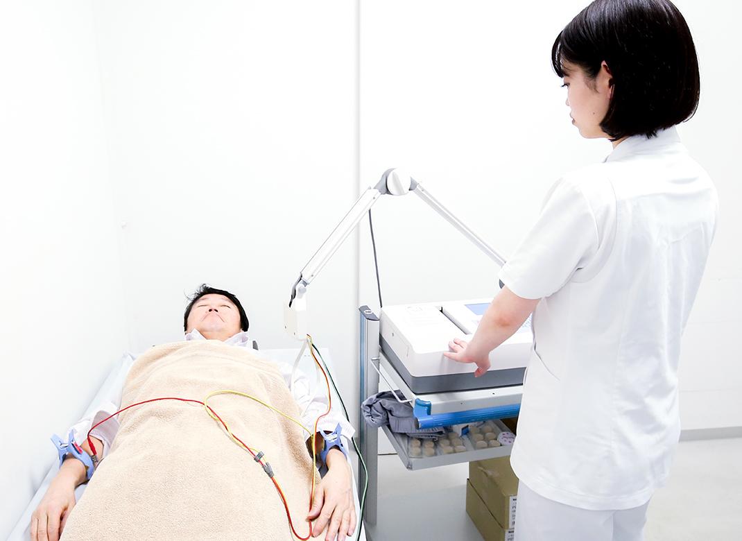 心電図検査(ECG)
